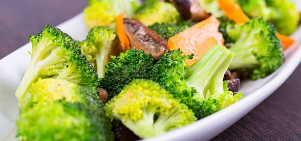 Broccoli Pre Workout Meals