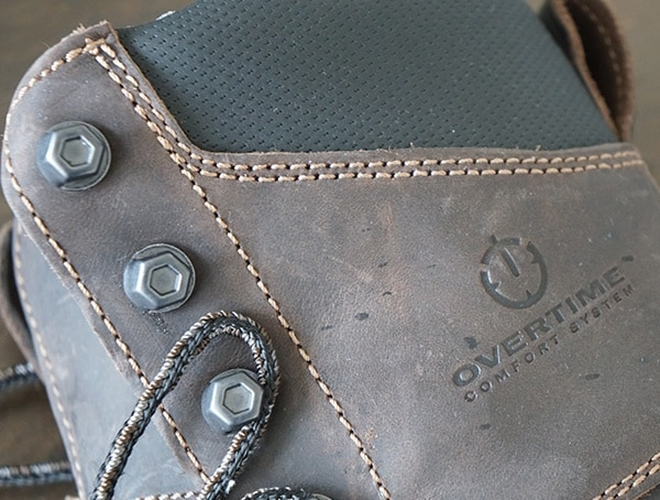 Brown Leather Mens Carolina Maximus 2 0 Comp Toe Logger Boots