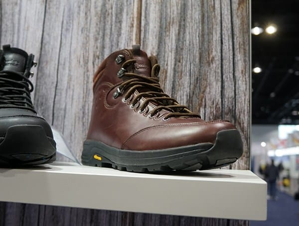 Brown Leather Mens Winter Waterproof Boots