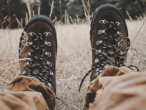Brown Nubuck Leather Mens Garmont Dakota Lite Gtx Boots Review