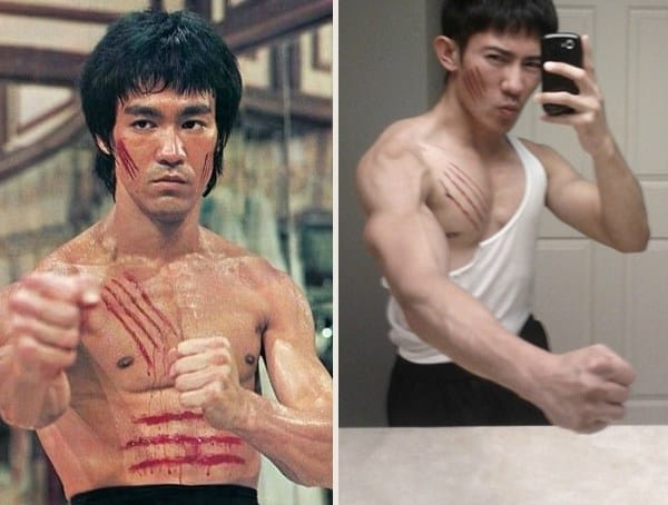 Bruce Lee Best Halloween Costumes For Men