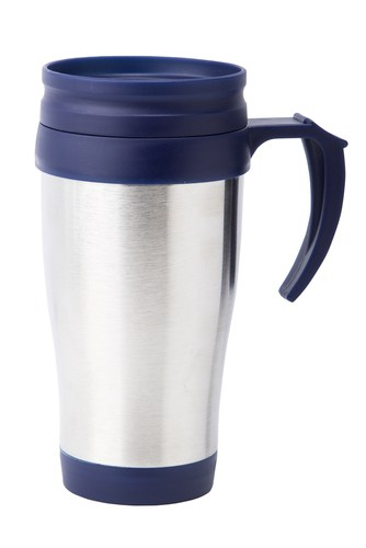 Bubba 34 Oz Travel Mug For Men Classic Navy