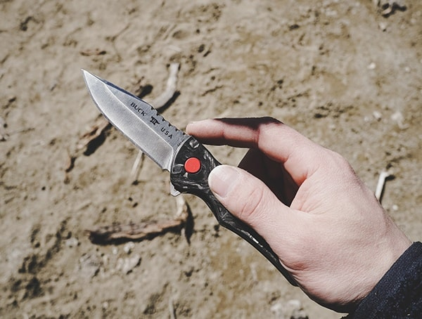 Buck Knives 841 Sprint Pro Knife Review