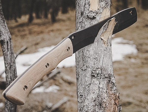 Buck Knives Compadre Froe Review