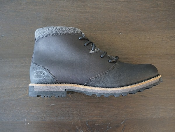 Buck Leather Mens Keen The Slater Waterproof Boots