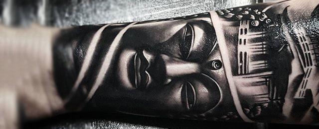 Buddhist Tattoos For Men