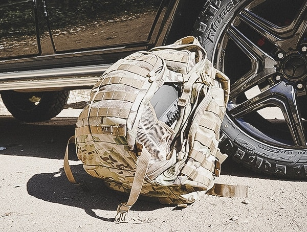 Bug Out Bag 5 11 Rush72 Tactical Backpack Review