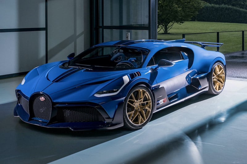 The Last Divo by Bugatti Makes Its Exit