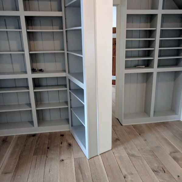 Built In Bookcases Hidden Door Ideas
