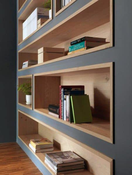 Built In Bookshelf Ideas