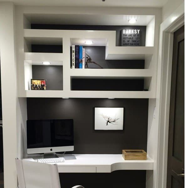 Home Office Organization For Men