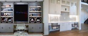 Top 50 Best Built In Desk Ideas – Cool Work Space Designs