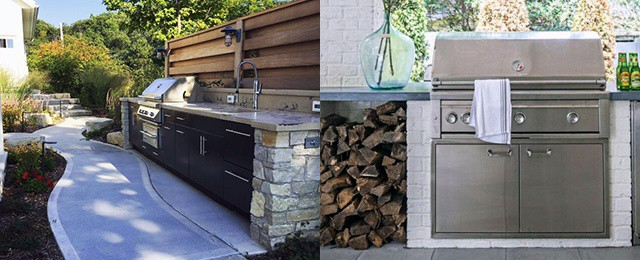 Top 50 Best Built In Grill Ideas – Outdoor Cooking Space Designs