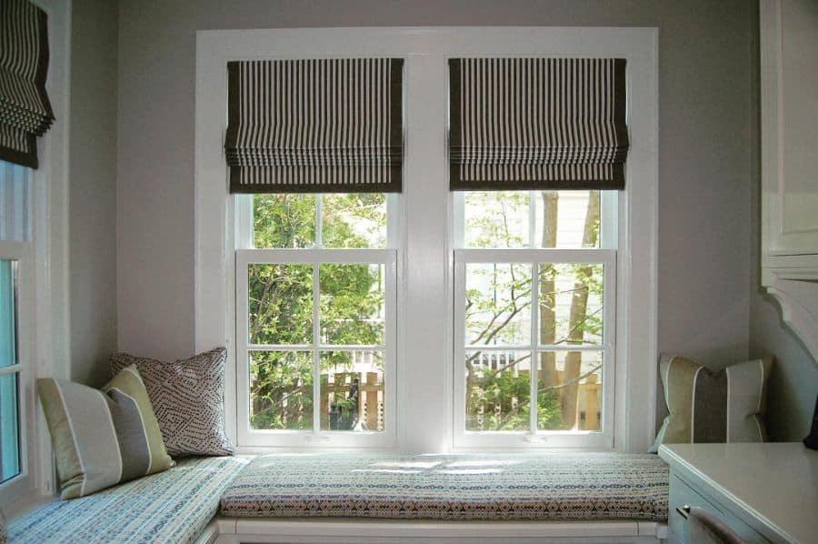 Built In Window Seat Danaroeserdesign