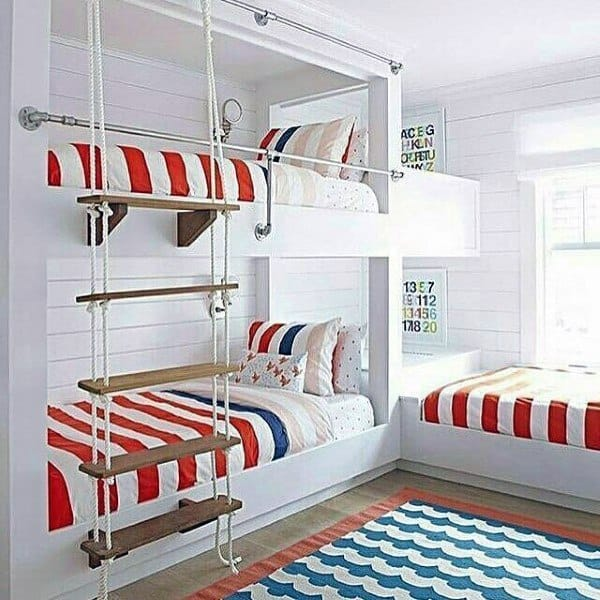 Bunk Bed Bedding Ideas