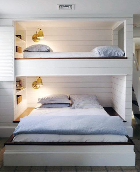Bunk Bed Ideas Small Room