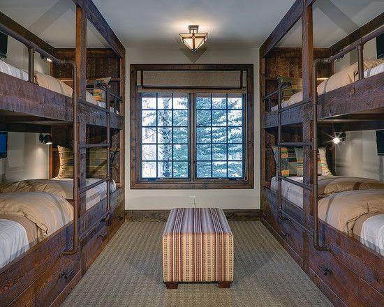Top 70 Best Bunk Bed Ideas Space Saving Bedroom Designs