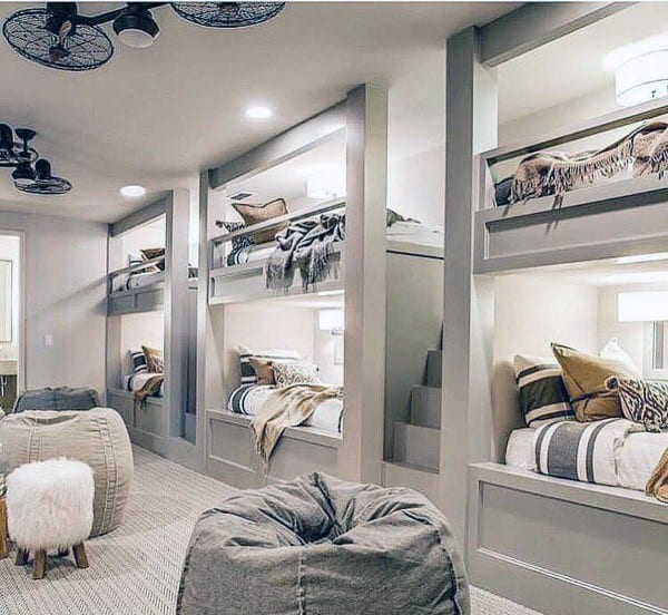 Bunk Beds For Small Spaces Ideas