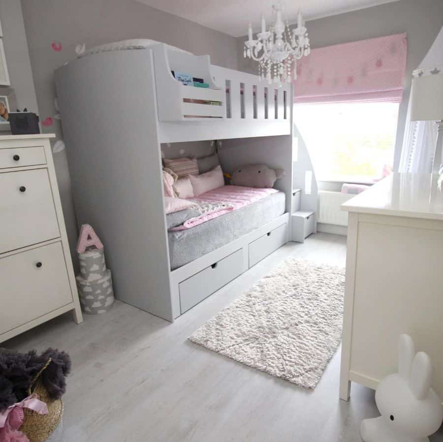 bunk beds kids bedroom ideas thesavvy.home