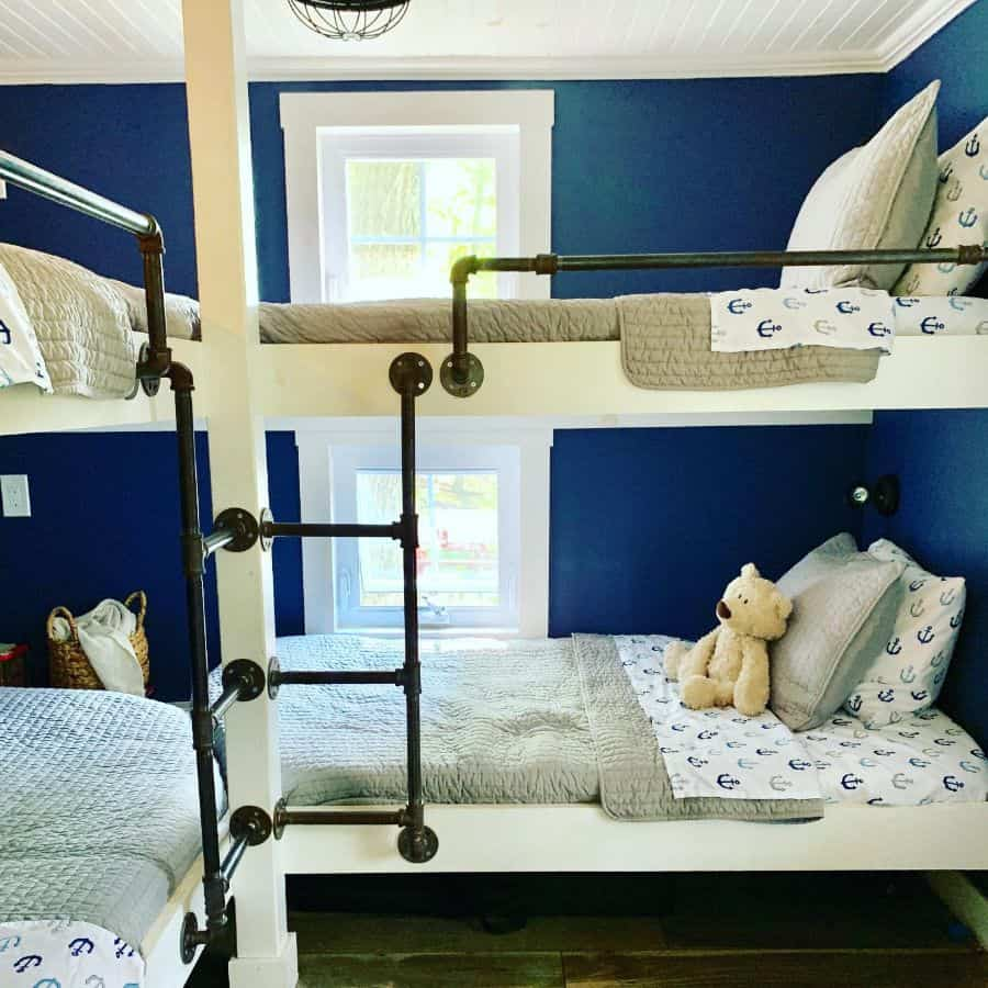 Bunk Beds Tiny Bedroom Ideas Sarahlabrieinteriors