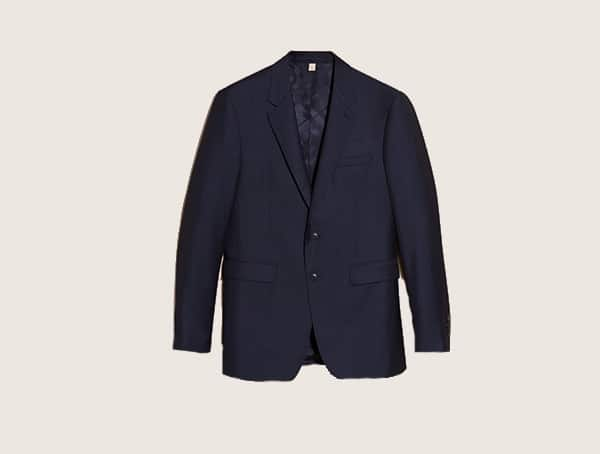 Burberry Best Suit Brands For Men