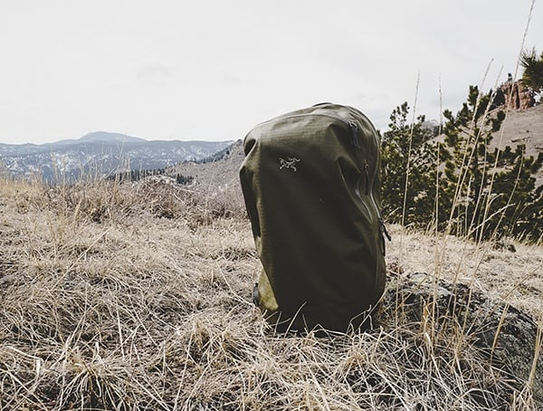 Bushwhack Arcteryx Granville 16 Zip Backpack