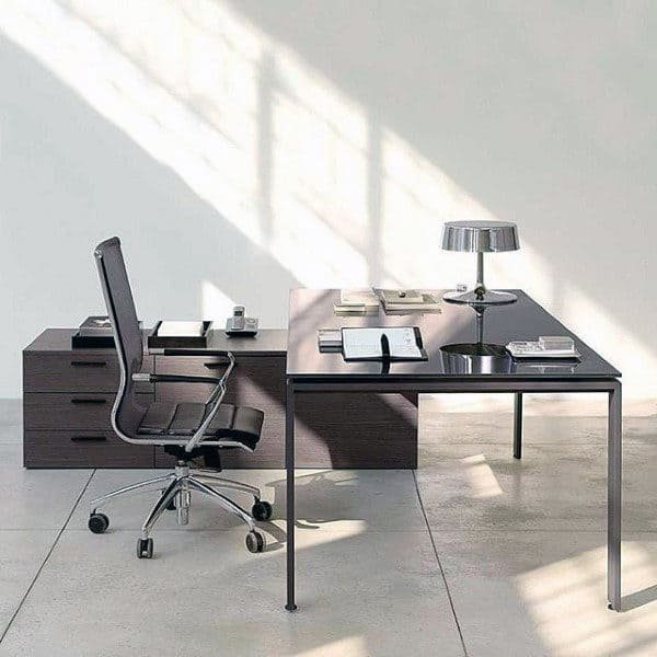 business focused small home office ideas - Simple Home Office