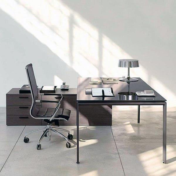 Small Home Design Ideas Com: 75 Small Home Office Ideas For Men