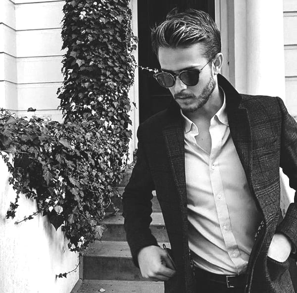 Business Male Hairstyle
