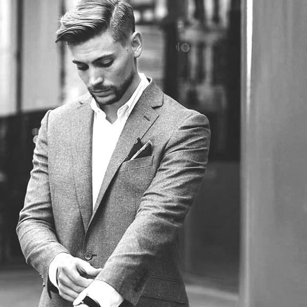 Business Mens Hairstyles