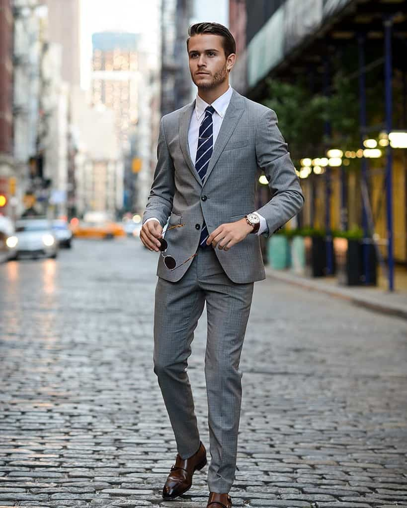 Business Style Mens Outfit