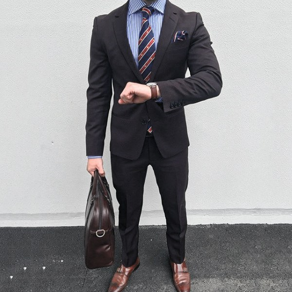 Business Wear Guys Trendy Outfits Style Designs