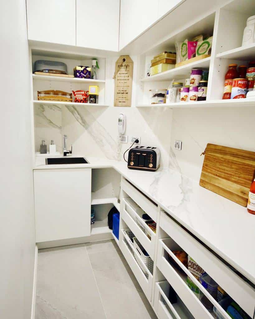 butler pantry organization ideas kitchensbyemanuelsydney