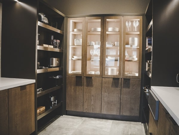 Butlers Pantry 2019 New American Remodel