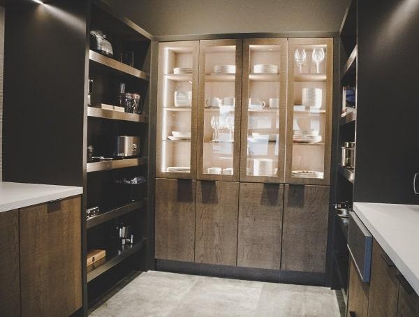 Butlers Pantry 2019 New American Remodel