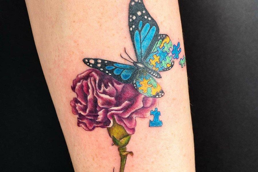 Top 33 Best Carnation Tattoo Ideas -[2020 Inspiration Guide]