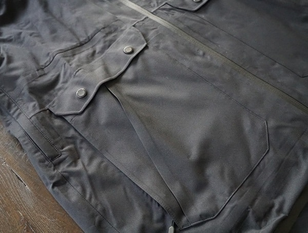 Button Closed Pockets Chrome Industries Storm Seeker Shell Ms For Guys