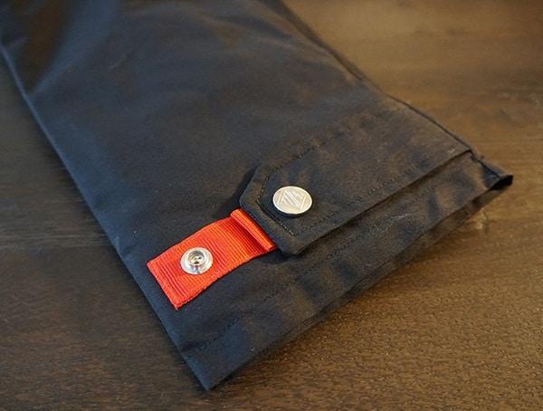 Button Cuff Closed Mens Topo Designs Mountain Jacket In Black