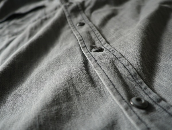 Button Down Snap Buttons Dakota Grizzly Ryder Shirt Chest