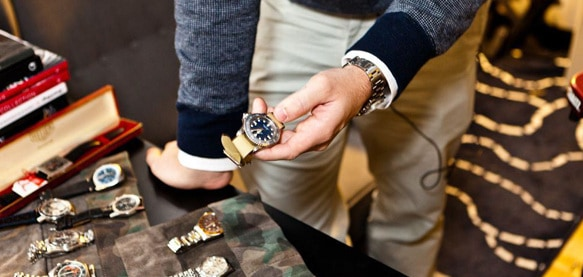 Buying Luxury Watches