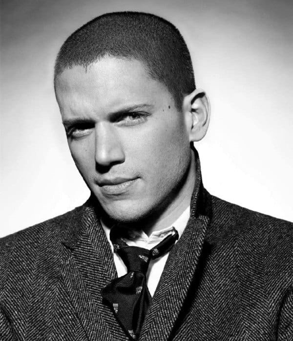 Buzz Cut Cool Professional Male Hairstyles