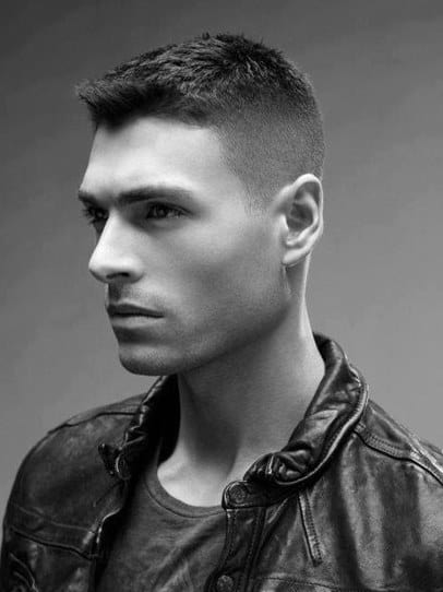 Buzz Cut Short Hairstyles For Men