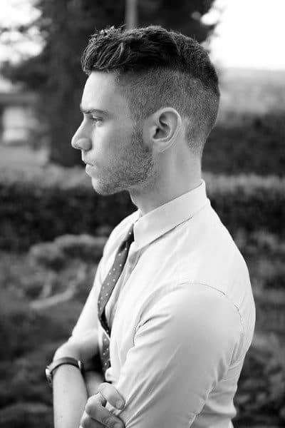Buzzcut Modern Hairstyles For Men