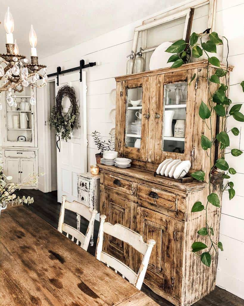 cabinet dining room wall decor ideas 2 designsbyashleyknie
