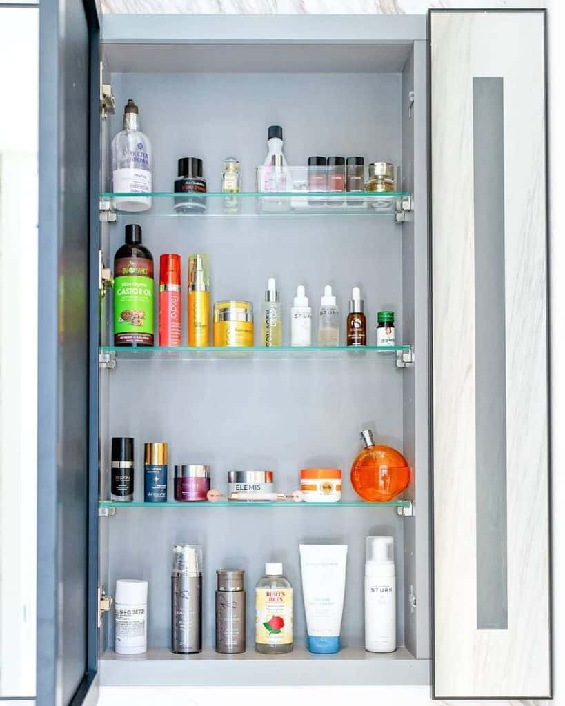 Cabinet Drawer Bathroom Organization Ideas Horderly