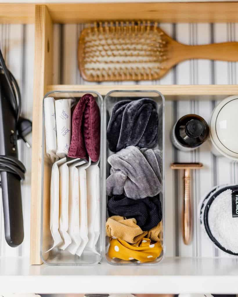 Cabinet Drawer Bathroom Organization Ideas Netthuis