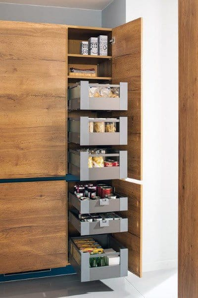 Cabinet Kitchen Pantry Ideas