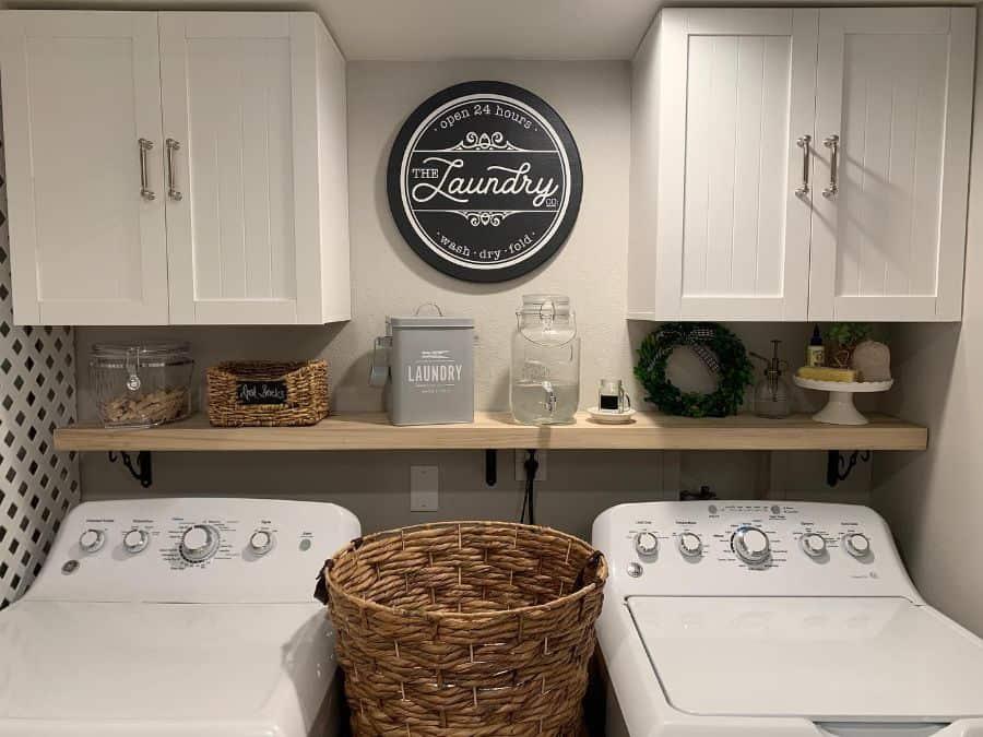 cabinet laundry closet ideas mysimpleoc