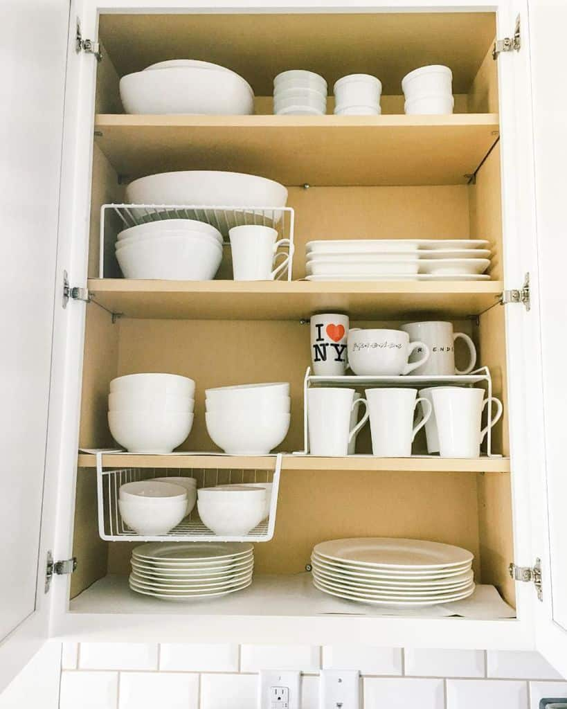 cabinet organization kitchen storage ideas mylittlecutehouse