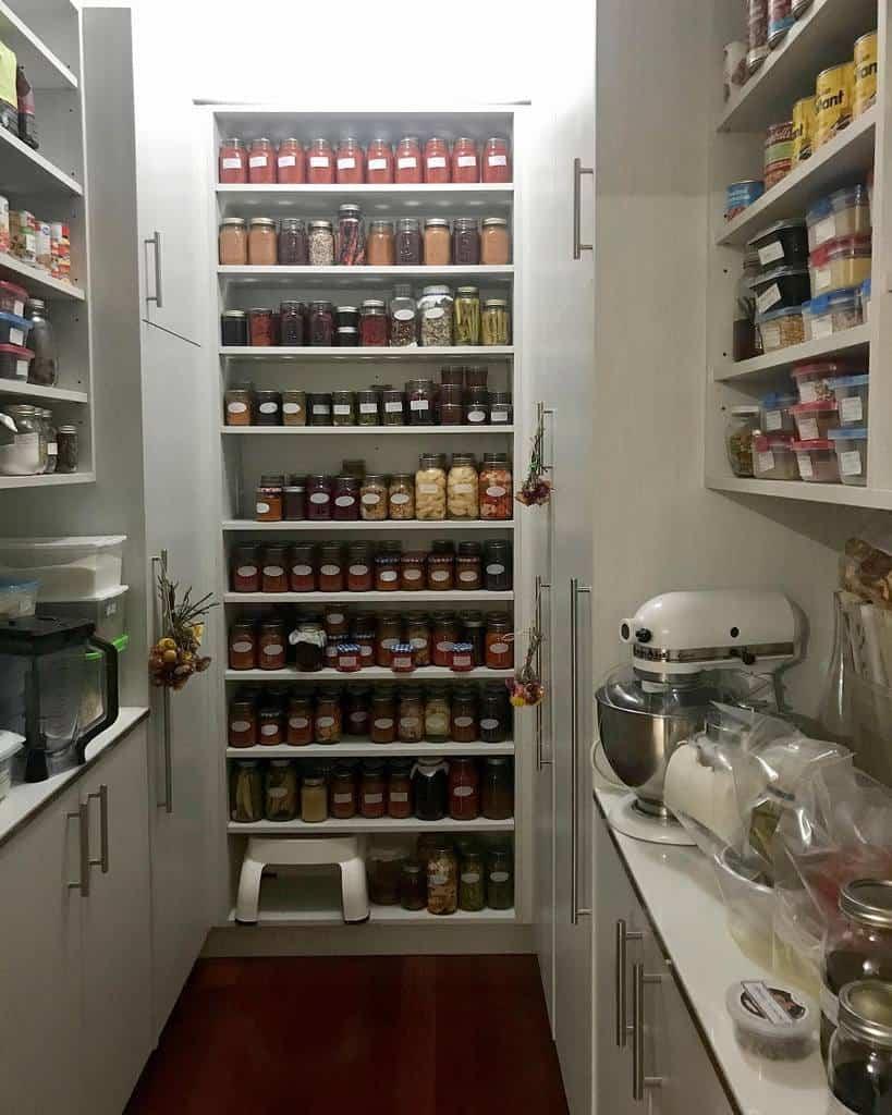cabinet pantry organization ideas pollinatorgardens17